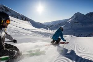 Kühtai Skiing