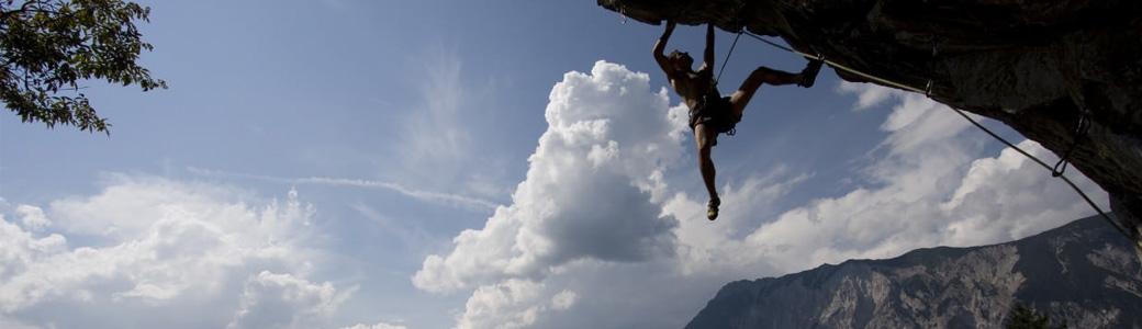 Sommer-Klettern