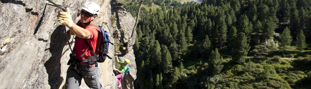 Sommer-Klettersteig