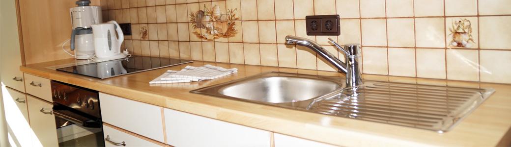 Acherkogelblick Küche